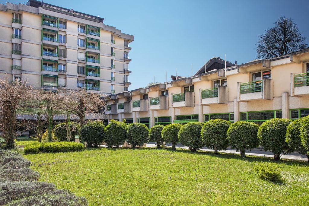 La Résidence Colladon est une résidence pour personnes âgées autonomes au Petit-Saconnex 1209 Genève