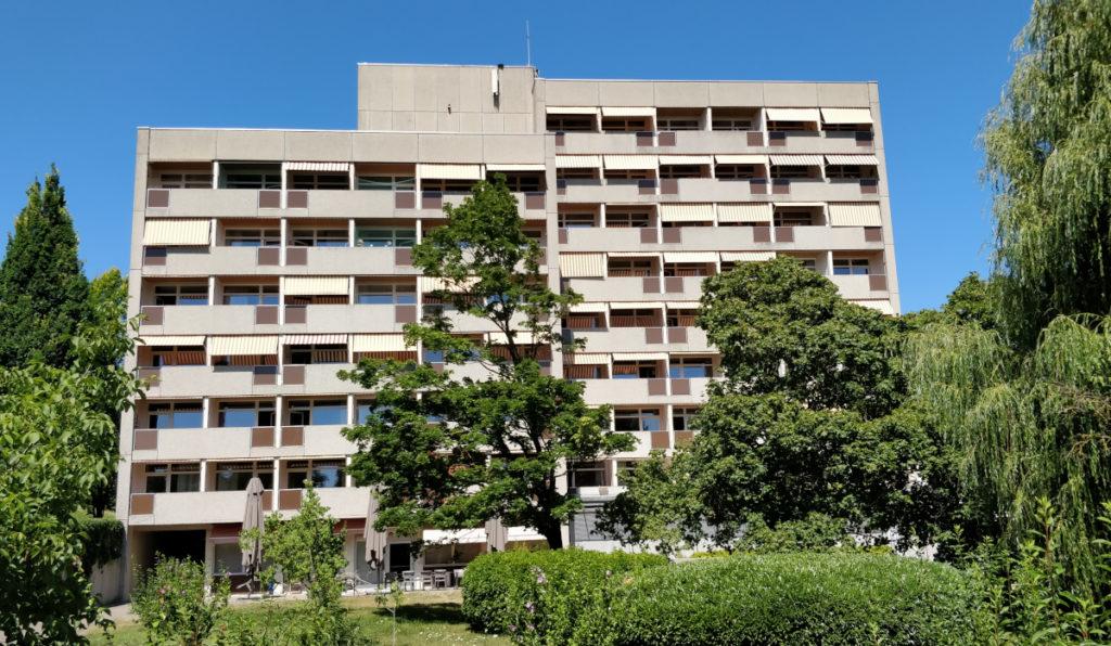 Résidence d'appartements pour retraités