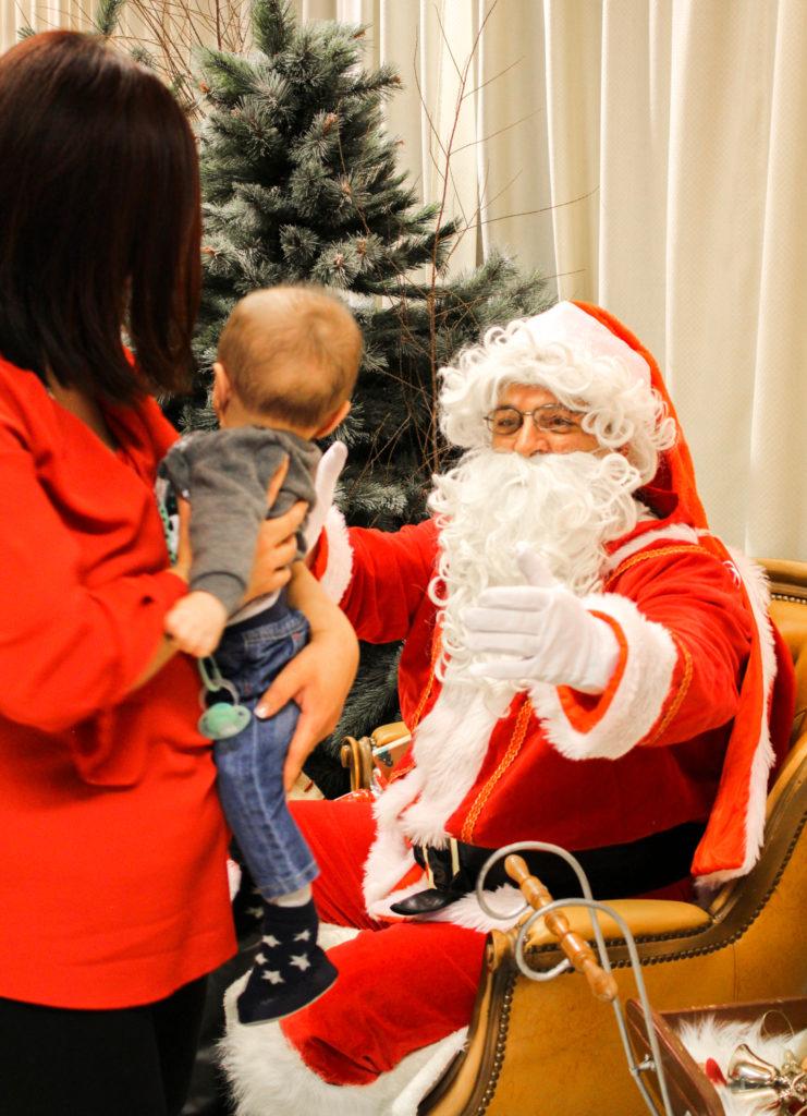 Noël des enfants à la MRPS