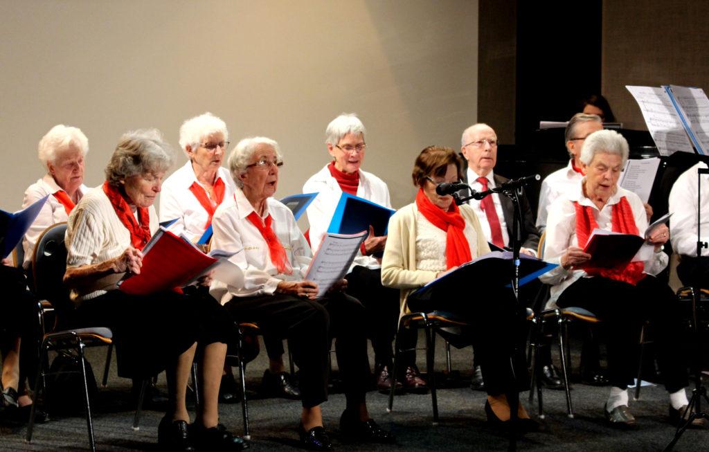Chorale de la Maison de Retraite du Petit-Saconnex EMS Genève