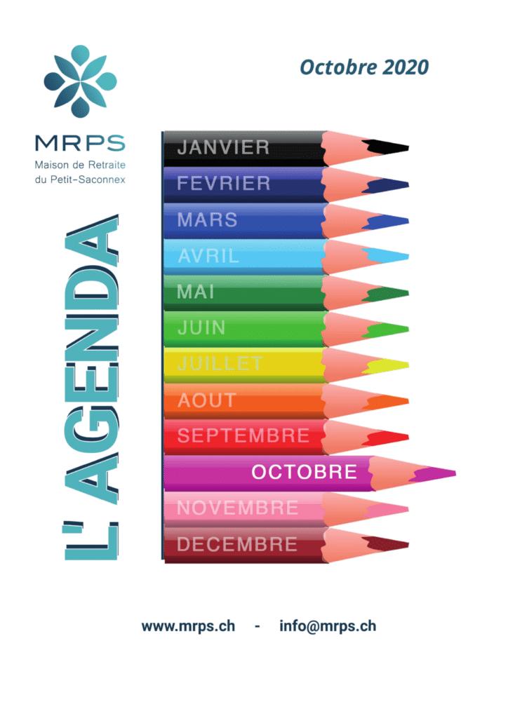 Agenda des animations du mois de novembre 2019 à la Maison de Retraite du Petit-Saconnex