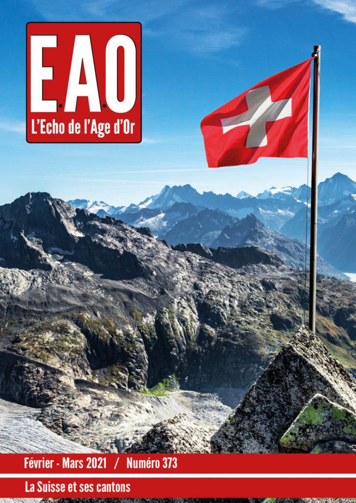 le nouveau numéro de l'EAO 100% 2021 est disponible
